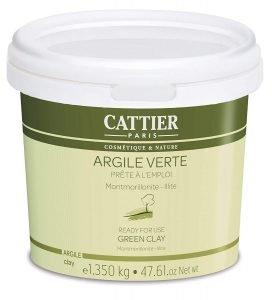 Argilla Verde Cattier per gonfiore da intervento