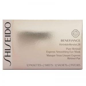 Shiseido maschera al Retinolo puro per contorno occhi