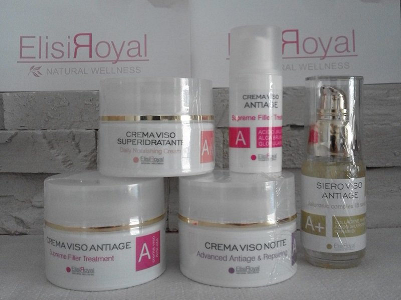 Creme antiage effetto lifting