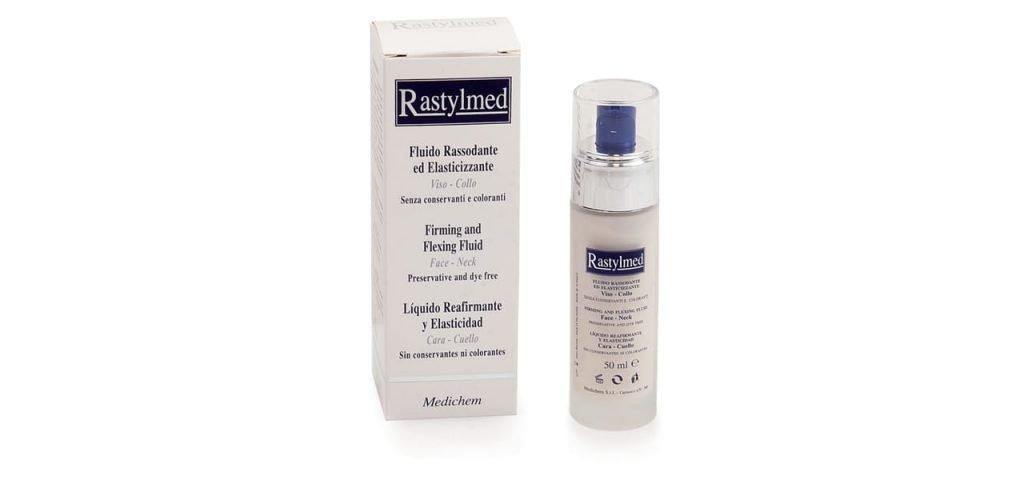 Rastylmed fluido rassodante ed elasticizzante: uno dei cosmetici su misura di Medichem srl