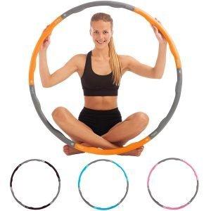Hula Hoop per gli esercizi che ti fanno avere un punto vita da vespa.