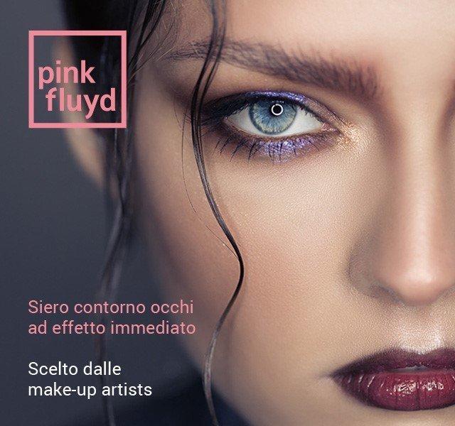 "Pink Fluyd: l'eccellenza per il tuo contorno occhi | SCONTO 10% E SPESE GRATIS CON CODICE ""MB10"""