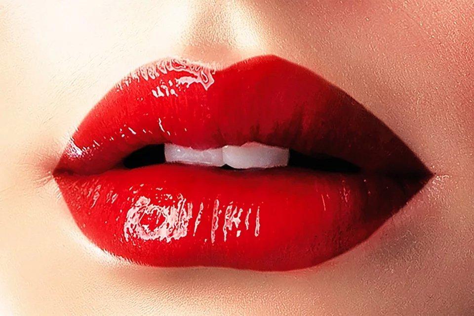 Labbra: proporzioni perfette