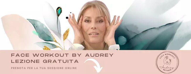 Audrey Face Workout